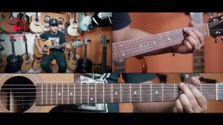 Video Daavka   440Hz - Гитарын хичээл Vol.6   Хурд - Нулимсаа Тэвчье MP3, 3GP, MP4, WEBM, AVI, FLV Juli 2019