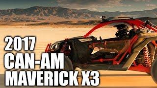 7. 2017 Can-Am Maverick X3 Introduction