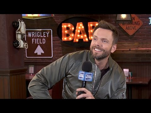 Joel McHale & THE GREAT INDOORS Cast on Millennial Slang