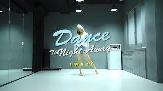 TWICE(트와이스) - DANCE THE NIGHT AWAY(댄스 더 나잇 어웨이) DANCE MIRRORED 안무 거울모드 COVER [WAWA DANCE ACADEMY]