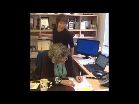 "AJWS F&A ""Happy"" Purim Video"