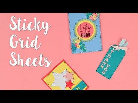 How to use Sticky Grid Sheets with Alexis Trimble