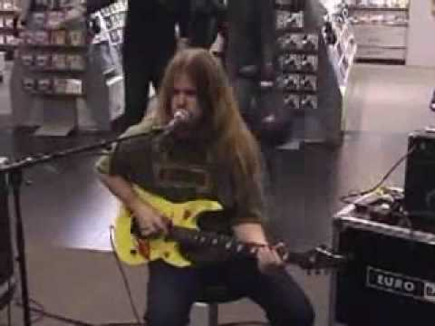 mattias - I tried to find this video on youtube, but I couldnt find it. sooo, here it is! This is from the promotion of the freak kitchen album, move. please tell me i...