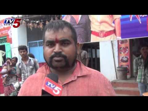 Gabbar Singh Fast Food Center | Gabbar Singh Comedian Running Fast Food Center : TV5 News