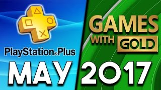 Video PlayStation Plus VS Xbox Games With Gold (May 2017) MP3, 3GP, MP4, WEBM, AVI, FLV Agustus 2017