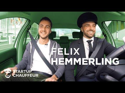 Startup Chauffeur Episode 8 - Felix Hemmerling