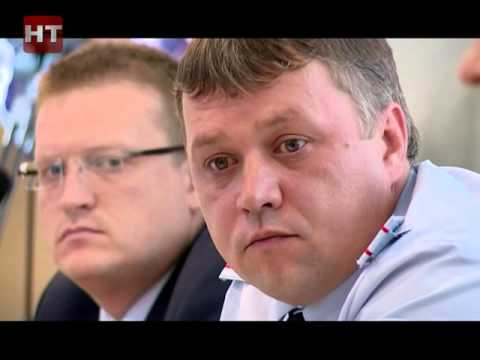 Прошел совместный брифинг сотрудников региональной полиции и новгородского отделения Сбербанка