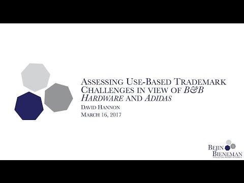 Assessing Use-Based Trade…