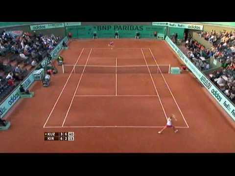 Svetlana Kuznetsova vs Maria Kirilenko