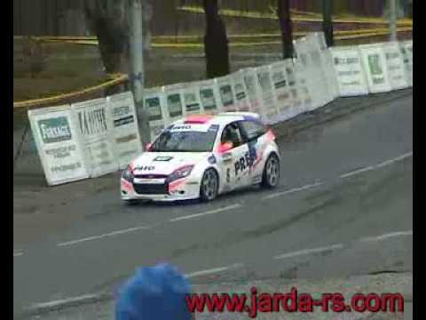 Szabó Gergő Ford Focus WRC - Praha 2004