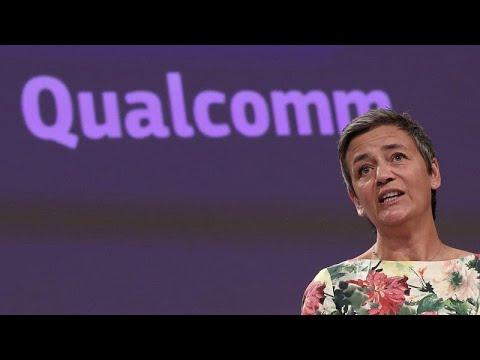 Qualcomm: Millionenstrafe der EU gegen den US-Chiphersteller