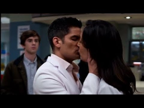 Good Doctor - Behind The Scenes (The Kiss)