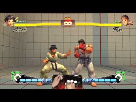 Makoto - via Gametrailers.