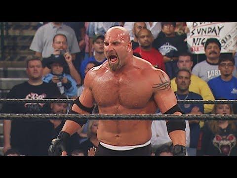 World Heavyweight Champion Goldberg vs. Triple H: Survivor Series 2003