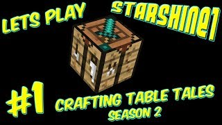 """Please watch: """"Let's Play Terraria Episode 2"""" https://www.youtube.com/watch?v=JzVZ-wSZDfc-~-~~-~~~-~~-~-Welcome my Minecraft Diaries Universe and to the second season of Crafting Table Tales. Minecraft diaries new episodes !Episode 01 - StarShine1 and Dr.O go in search of the villagers of Haven who have disappeared ....Minecraft diaries Season 1 catch up via my playlist here: http://bit.ly/1U1PL9ICHECK OUT MY TOP PLAYLISTS MINECRAFT (CRAFTING TABLE TALES) http://bit.ly/1U1PL9IROBLOX http://bit.ly/2opfulULEGO WORLDS http://bit.ly/2nt9xPOSIMS 4 http://bit.ly/1NAwtchPLANTS VS ZOMBIES GW2 http://bit.ly/1szzgbPLEGO DIMENSIONS http://bit.ly/253jhRGCHILD OF LIGHT http://bit.ly/2nw5u6lLEGO STARWARS THE FORCE AWAKENS http://bit.ly/2n0YUZjThank you for every Like, Comment, and Share !Music by StarShine1Games"""