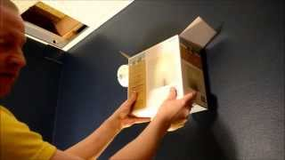 In this how to video, I show you how to change out a light fixture, step by step.