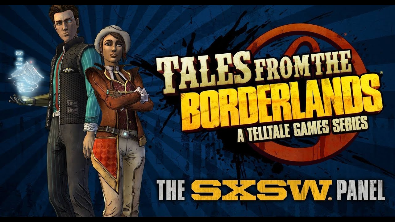 Gearbox and Telltale Reveal 'Tales from the Borderlands' Details at SXSW