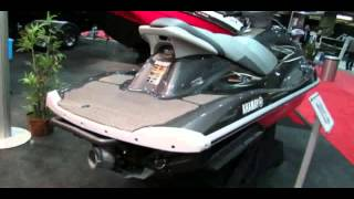 8. 2013 Yamaha Wave Runner VX Deluxe Jet Ski