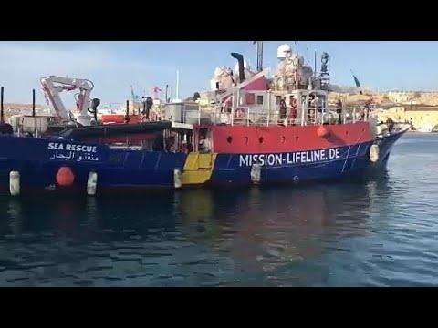Ιταλία: Νέα αντιπαράθεση με ΜΚΟ για τη διάσωση μεταναστών…