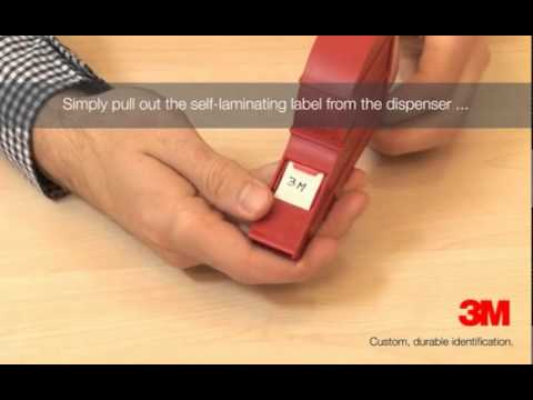 3M™ Cable Identification - 3M™Scotchcode™ Write On Dispenser : 3M Electrical Supplies