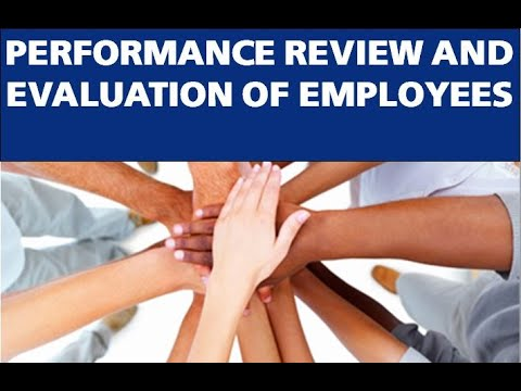 Performance Evaluation and Annual Performance Review Employee Self Evaluation Examples