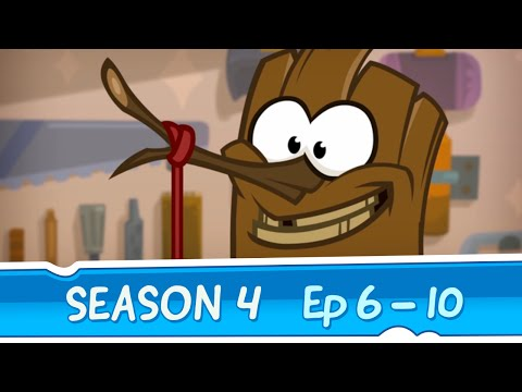 Om Nom Stories Season 4 - Episodes 6-10 (Cut the Rope: Magic)