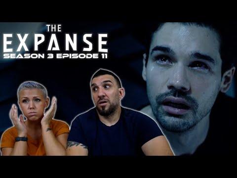 The Expanse Season 3 Episode 11 'Fallen World' REACTION!!