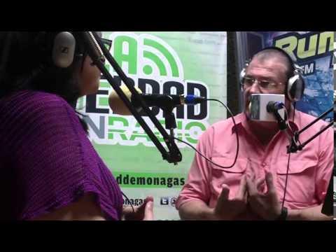 Entrevista a Rom�n Ferro en La Verdad en Radio