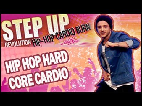 STEP UP Revolution    Dance Workout 1