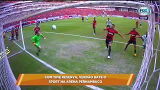 Ribeirão analisa a atuação do Palmeiras na vitória sobre o Sport; confira  FOX Sports