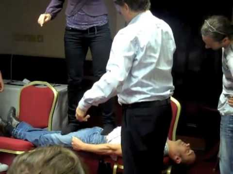 Tom Ryan Catalepsy Hypnosis