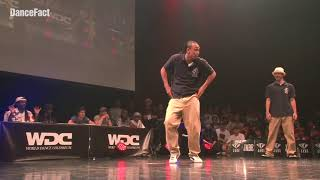 Kite & Madoka (Former Action) vs Greenteck & Nelson – WDC 2018 FINAL POP FINAL (Another angle)