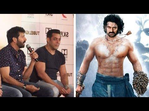 Salman Khan HINTS That Tubelight Will Break Bahuba