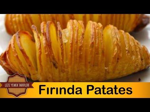 Fırında Patates Hiç Bu Kadar Kolay Gelmemişti :D