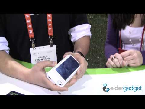 CES 2012 Video: Eton iPhone Solar Charger