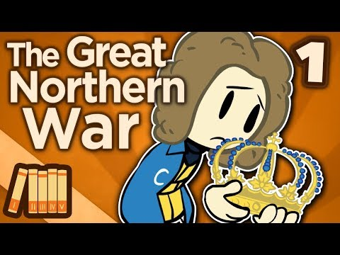 Great Northern War - I: When Sweden Ruled the World - Extra History (видео)