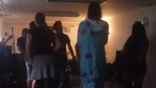 Video Hovno pankáči na intru v Písku