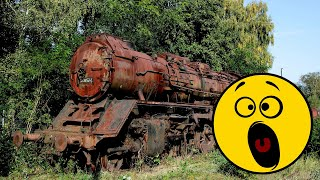 Video Abandoned Locomotives MP3, 3GP, MP4, WEBM, AVI, FLV Maret 2019