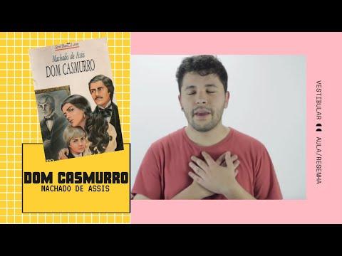 Resenha: Dom Casmurro - Machado de Assis (Lista UERJ) #VEDA2