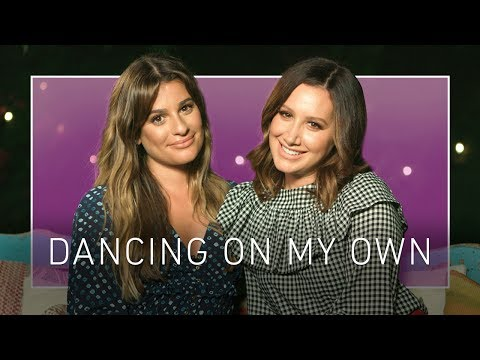 Dancing on My Own Robyn Cover [Feat. Lea Michele]