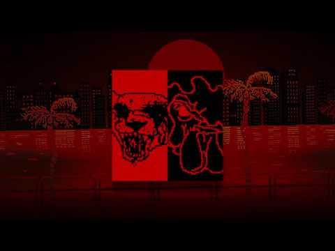 DEATH GRIPS X IAMTHEKIDYOUKNOWWHATIMEAN - RUN THE SPIKES - HOTLINE MIAMI 2 MASHUP