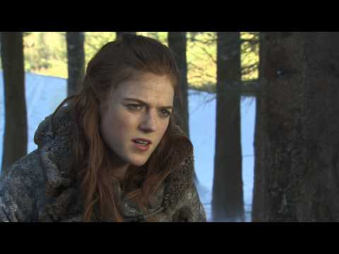 Game of Thrones: Season 3 - Inside The Wildlings (HBO)