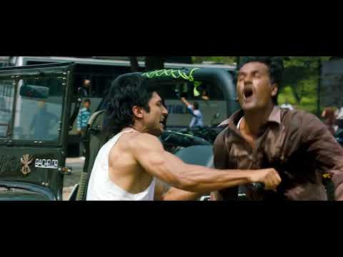 Commando 2013 Fight Scenes