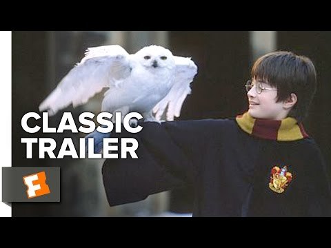 Harry Potter and the Sorcerer's Stone (2001) Official Trailer - Daniel Radcliffe Movie HD