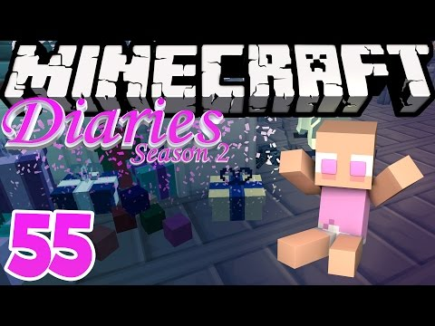 The Baby Showers PT.1  Minecraft Diaries [S2: Ep.55 Roleplay Survival Adventure!]
