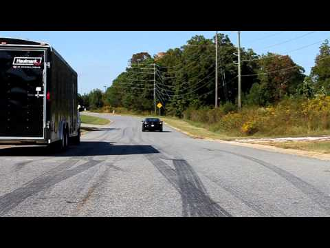 Vengeance Racing 2012 Camaro SS 415 Stroker F1A ProCharger driveability take off