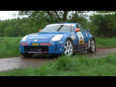 Nissan 350Z Challenge - Rallye Sulinger Land 2012 [HD]