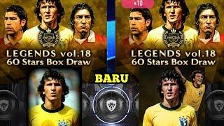 Download Video BARU !!! LEGENDS VOL.18 60 STARS BOX DRAW !!! ALWAYS BLACK !!! MP3 3GP MP4