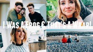 Video I WAS A FROG & THAT'S A WRAP! MP3, 3GP, MP4, WEBM, AVI, FLV September 2018