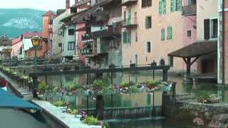 Annecy France  city photo : Annecy-France.BEST TOURIST SPOTS.Full HD